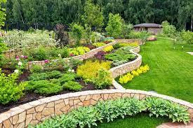 landscape design blueprint for