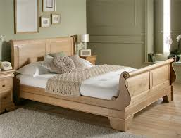 Types Of Beds Wooden Sleigh Bed Bedrooms Pinterest Wooden - Types of bedroom furniture