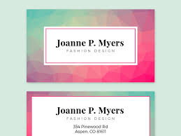 Business Card Template Adobe Indesign By Photomarket On