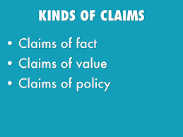 toulmin model of argument claims by kairi suswell claims aka propositions answer the question what are you trying to prove a claim be identified as a thesis in a essay or be undeclared