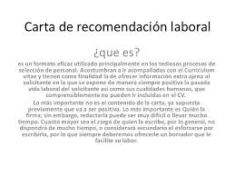 ejemplo de una carta de recomendacion personal ejemplo carta de recomendacion personal rome fontanacountryinn com
