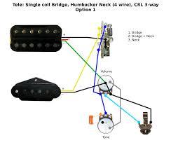wiring diagram telecaster neck humbucker wiring tele single coil bridge humbucker neck wiring on wiring diagram telecaster neck humbucker