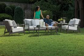 augusta deep seating set with sunbrella
