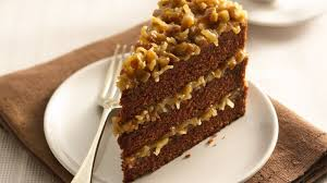 slice of german chocolate cake. Beautiful Cake German Chocolate Cake To Slice Of M