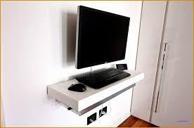 wonderful puter desk wall mounted puter desk ikea lovely mini pc design wall mounted floating desk