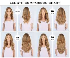 61 Abiding Hair Lengths For Women Chart