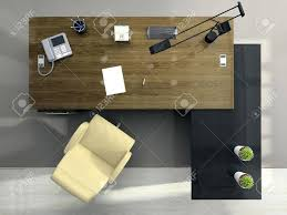 office table top view. Office Table Top View Cozy Enchanting Tops Furniture N