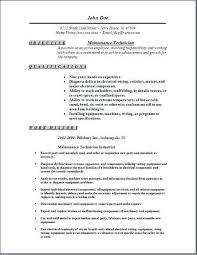 Maintenance Supervisor Resume Sample Maintenance Supervisor Resume