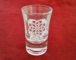 Small Picture Irish shot glass Etsy
