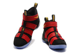 lebron water. authentic new release nike lebron soldier 11 black red yellow pe 2017 hot sale lebron water k