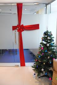 christmas decoration office. Office Cubicle Christmas Decorating Ideas New Decoration In Turn Doors Into Ts Of