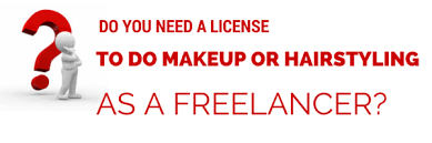 do you need a license to do makeup or hairstyling as a freelancer donna mee