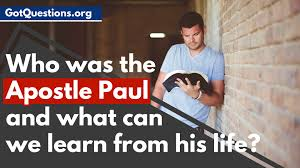 Who Was Paul In The Bible