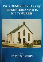 Publisher Killymurris Presbyterian Church Open Library