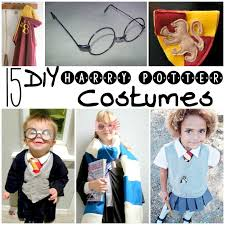 make harry potter costumes sq