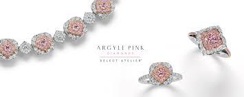 argyle pink diamonds select atelier