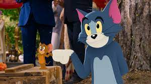 Tom & Jerry' review: Cat and mouse are underutilized - Los Angeles Times