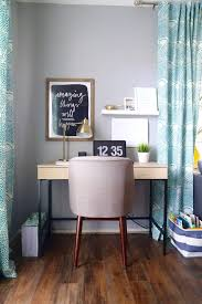 making a home office. creating a home office nook making k