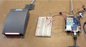arduino blog acirc making a rfid card reader arduino y atilde ordm n arduino yun
