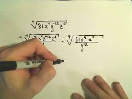 simplifying radical expressions involving variables example 3