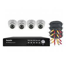 <b>Комплект видеонаблюдения FALCON</b> EYE FE-104MHD KIT Дом ...
