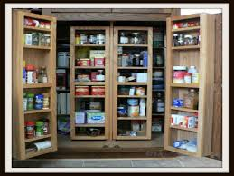 Pull Out Kitchen Storage Tall Kitchen Cabinets With Pull Out Shelves Monsterlune