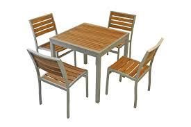 outdoor restaurant chairs. Teak Set, Set 2 Outdoor Restaurant Chairs O