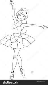 lovely quality ballerina coloring sheets ballet pages free 1386 of fresh swan lake ballet coloring