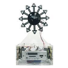 <b>ONEHP</b> Colorful LED Mini <b>Ferris</b> Wheel DIY Kit With Bluetooth ...