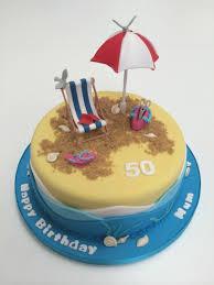 Beach Cake Ideas Birthday Birthdaycakegirlideastk
