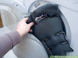 image titled wash an infant car seat step 7