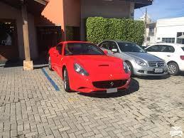 Flagra Ferrari California Floripa On Cars