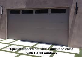 flush panel garage doorHildebrandt Industries  Garage Doors