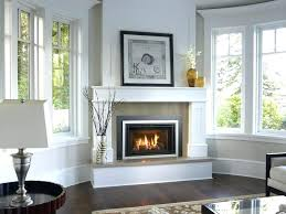 fireplace wood frame how to frame a gas fireplace insert regency liberty wood frame around gas
