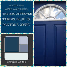 front door appStep One BBC approved Pantone Step Two Behr Paint color match