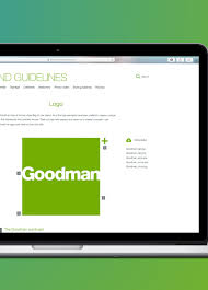 goodman logo. my role goodman logo