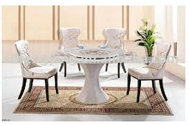 round marble table top replacement large size of dining room throughout plan 16