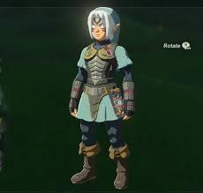 Fierce Deity Armor Set Guide The Legend Of Zelda Breath Of