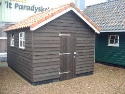 Houten Garage Bouwen Friesland