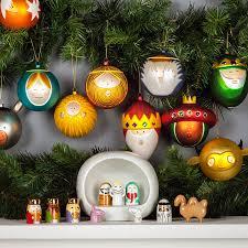 alessi ornaments bauble tree ball set amj13s10