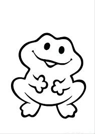 Animal Life Cycle Activities Frog Craft Template Blank Edunova Co