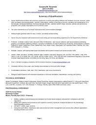 Technical Writing Resume Examples Sarahepps Com