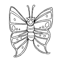 Small Picture Free Printable Butterfly Coloring Pages For Kids Coloring Home