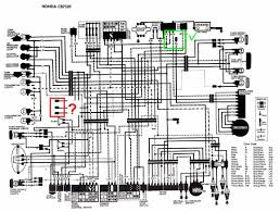 cb wiring diagram cb wiring diagrams description cb750f dohc cb wiring diagram
