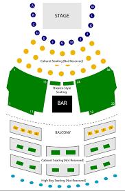 Tix Seat Map