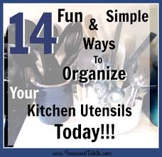 Kitchen Organize Treasured Tidbits By Tina 14 Fun Simple Ways To Organize Your