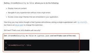 uncaught securityerror blocked a frame