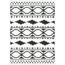 white runner rug chaoal gray black and white 7 foot runner rug furniture black