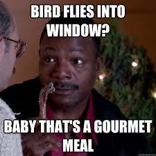 Frugal Carl Weathers memes | quickmeme via Relatably.com