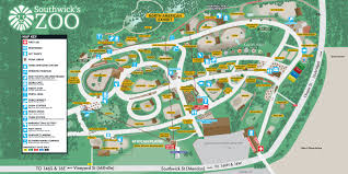 zoo maps. Contemporary Zoo Zoo Map With Maps